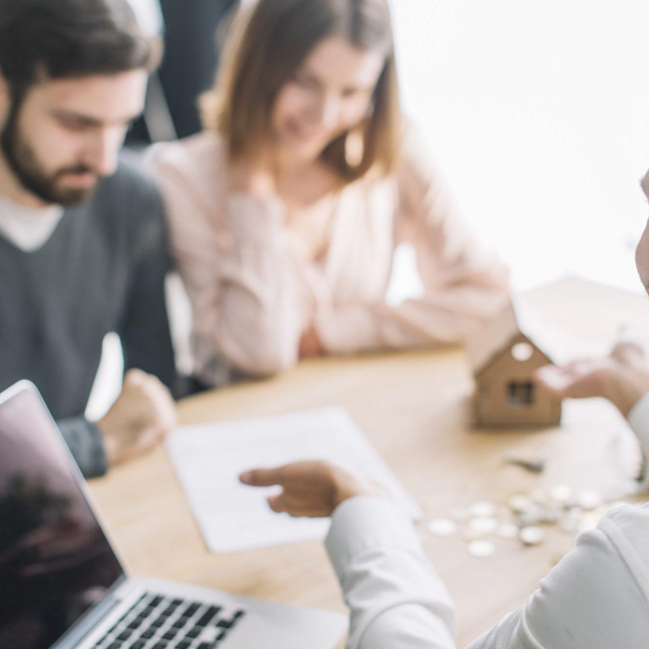 Solicitar préstamo - Casa de Crédito