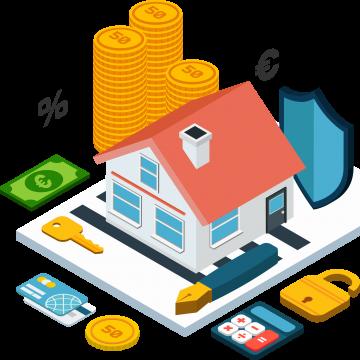 Préstamos con garantía hipotecaria - casa de credito