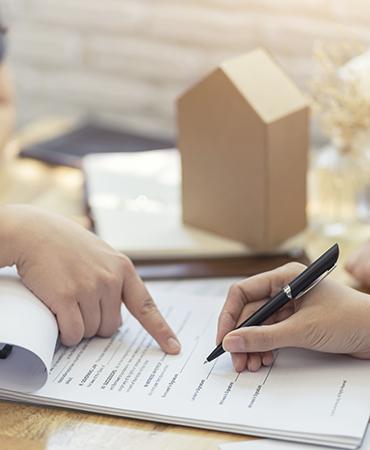 Firma ante notario - Casa de Crédito