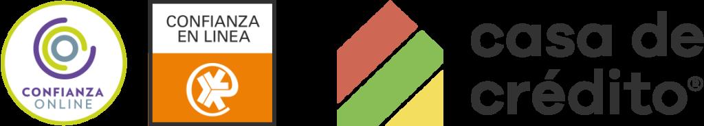 Sello Confianza Online - Casa de Crédito