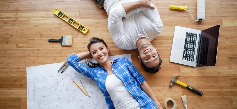 Reformas en casa, ¿préstamo o hipoteca?